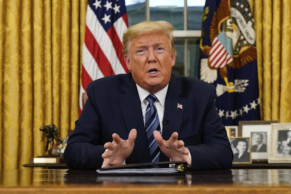 Einreisestopp! Donald Trump macht USA für Europäer dicht