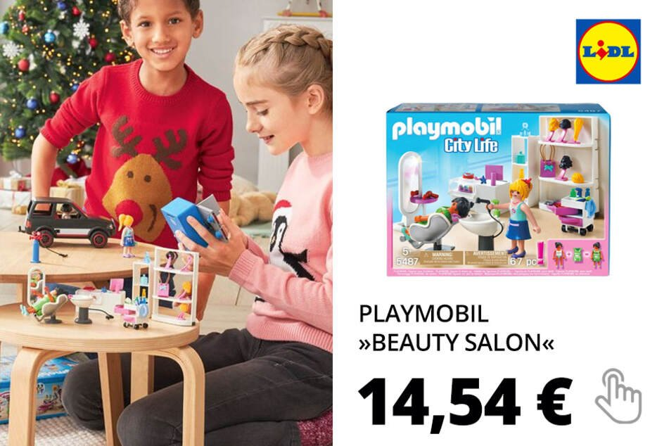 Playmobil »Beauty Salon«