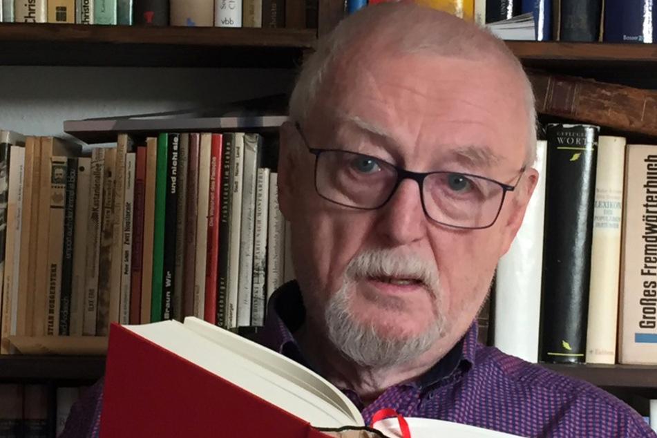 "Ex-PDS-Vize Peter Porsch: Beim Stichwort ""Stasi"" wird er scharf"