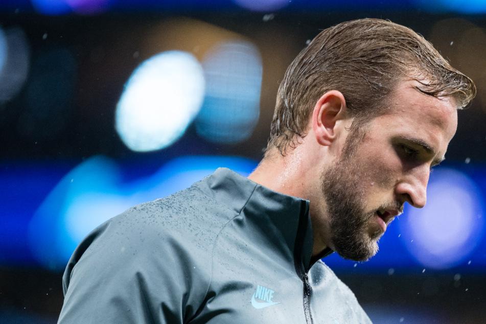 Englands Star-Stürmer Harry Kane denkt über Abschied nach