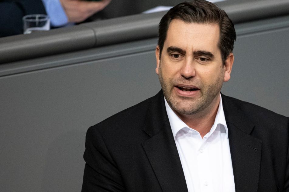 FDP-Fraktionsvize Frank Sitta (41).