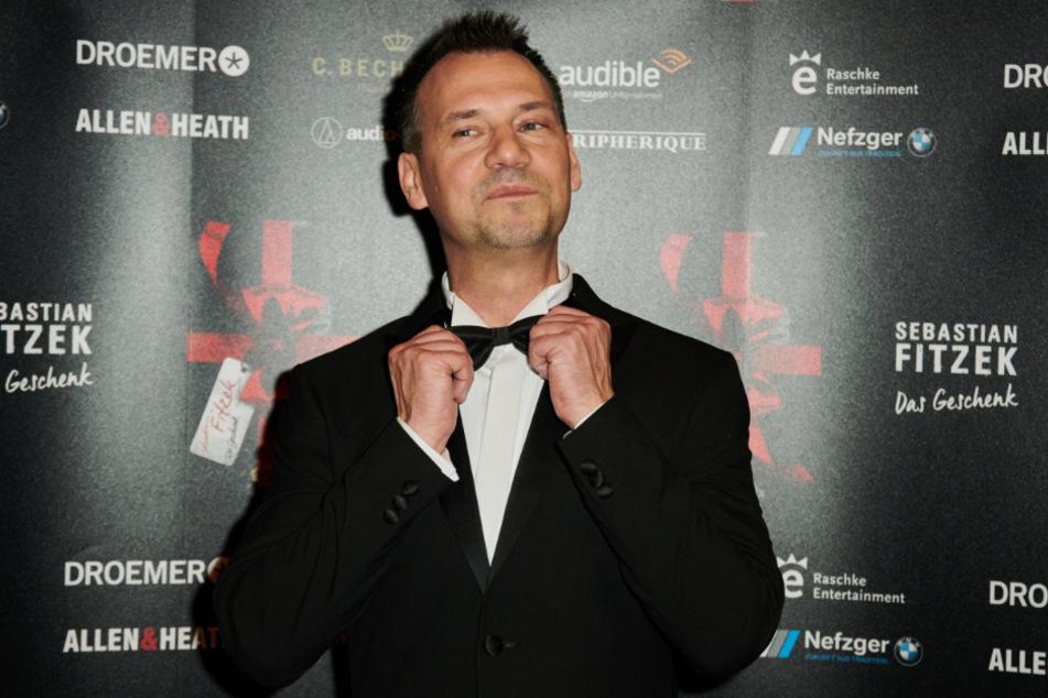 Sebastian Fitzek (48), Schriftsteller.