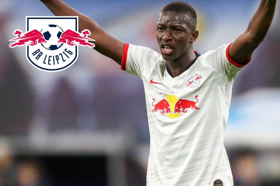 Wegen Corona: RB Leipzigs Haidara hat seine Familie ein Jahr nicht gesehen