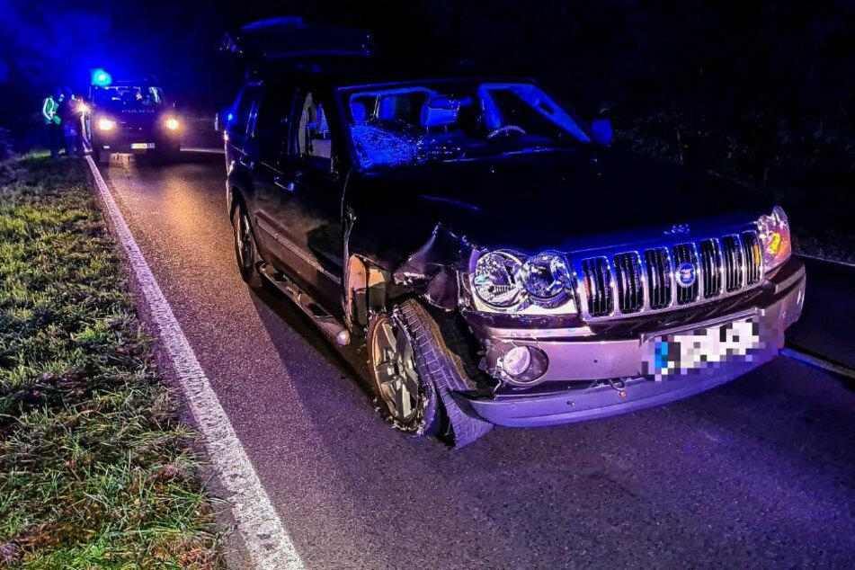 Berlin: Tödlicher Unfall! Radfahrer von SUV erfasst und ins Feld geschleudert: Fahrerflucht?