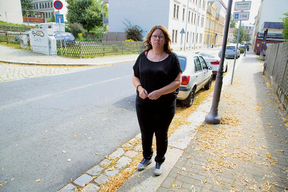 Für Diana Schietzel (45) ist der Verlust des Wagens eine Katastrophe.