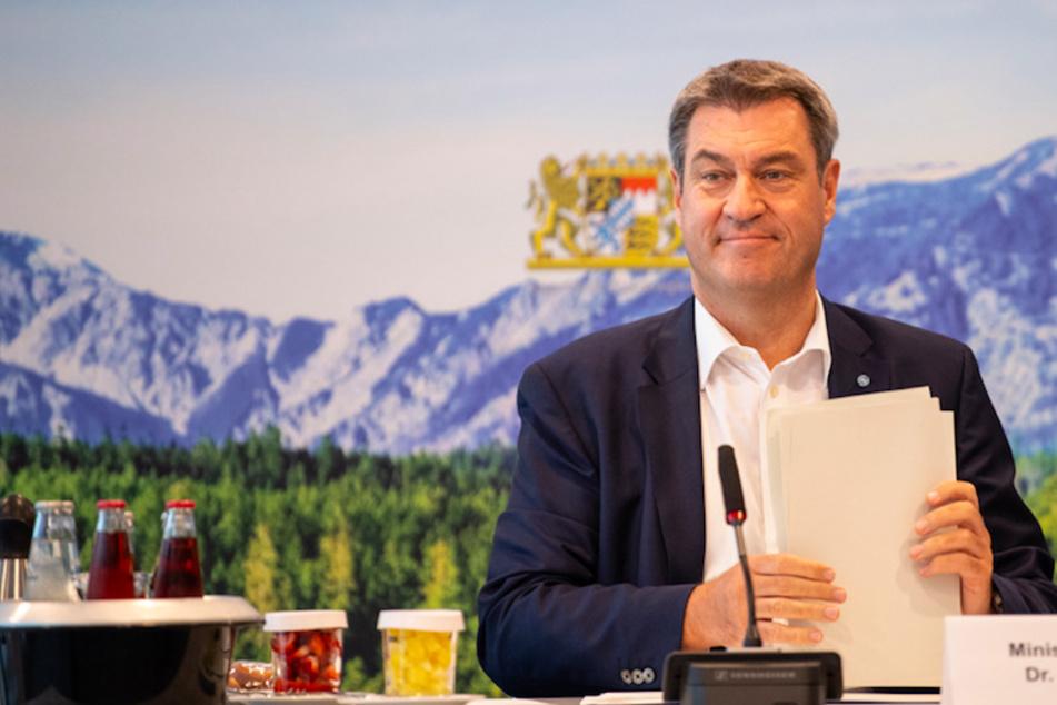 Ministerpräsident Markus Söder (54, CSU) hat sich bewusst dazu entschieden, mit Lockerungen in Bayern abzuwarten.