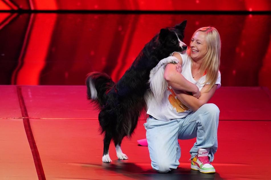 """Köln: """"Supertalent"""": Border Collie Ayden verzaubert die Jury, doch was ist mit der Hunde-Regel?"""