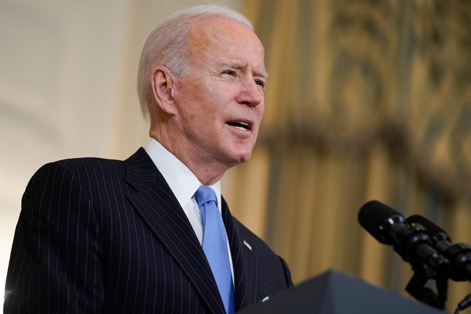 US-Präsident Joe Biden (78).