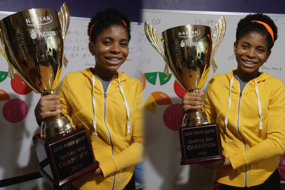 History-making spelling bee champion has the internet abuzz with her amazing skills