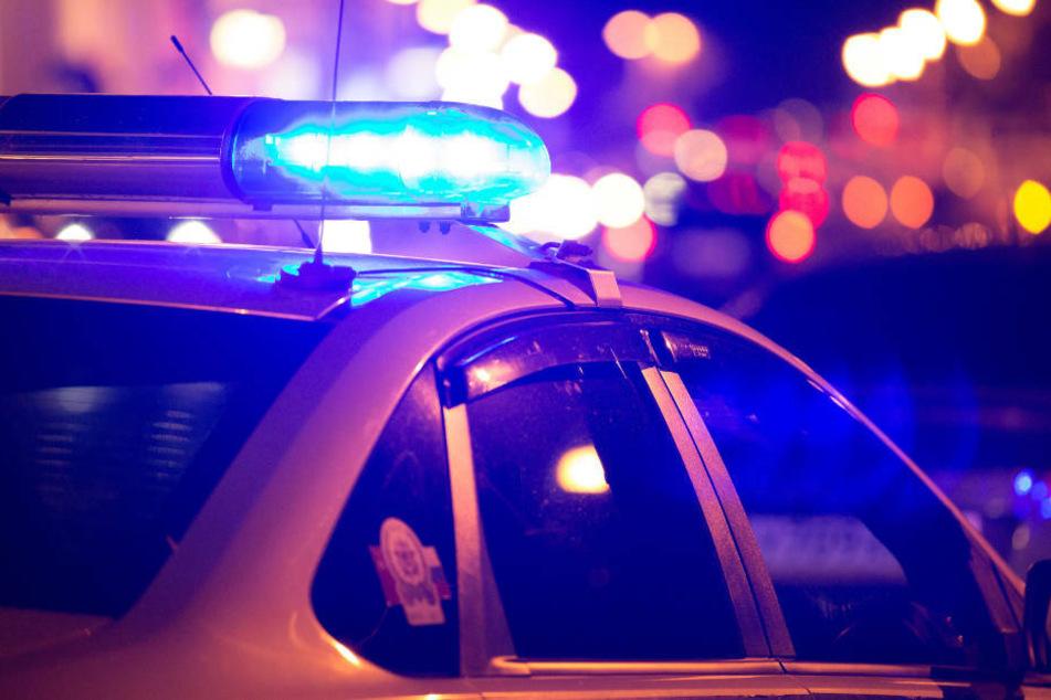 18-Jähriger geht mit Eisenstange und Baseballschläger auf Polizisten los