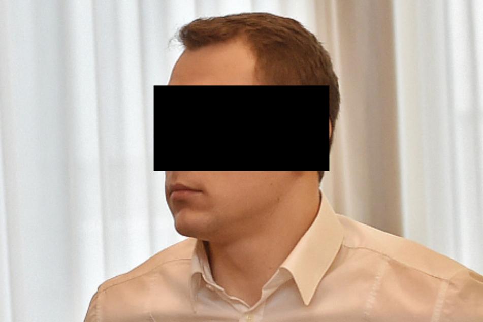 Helfer Dimitrij M. (26) allein löste 785 betrügerische Bestellungen aus.