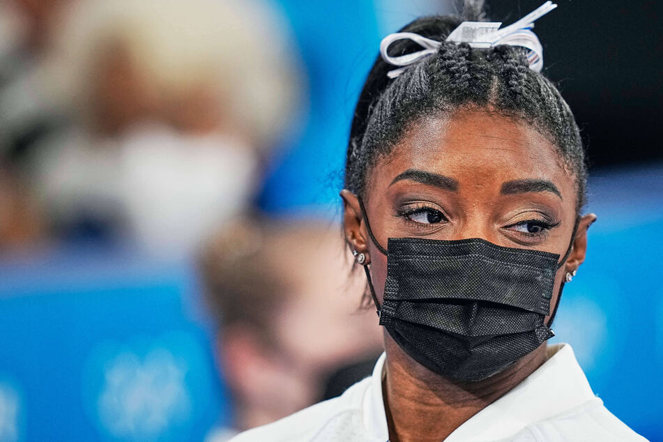 """Simone Biles thanks fans for """"love and support"""" over tough Olympic decision"""