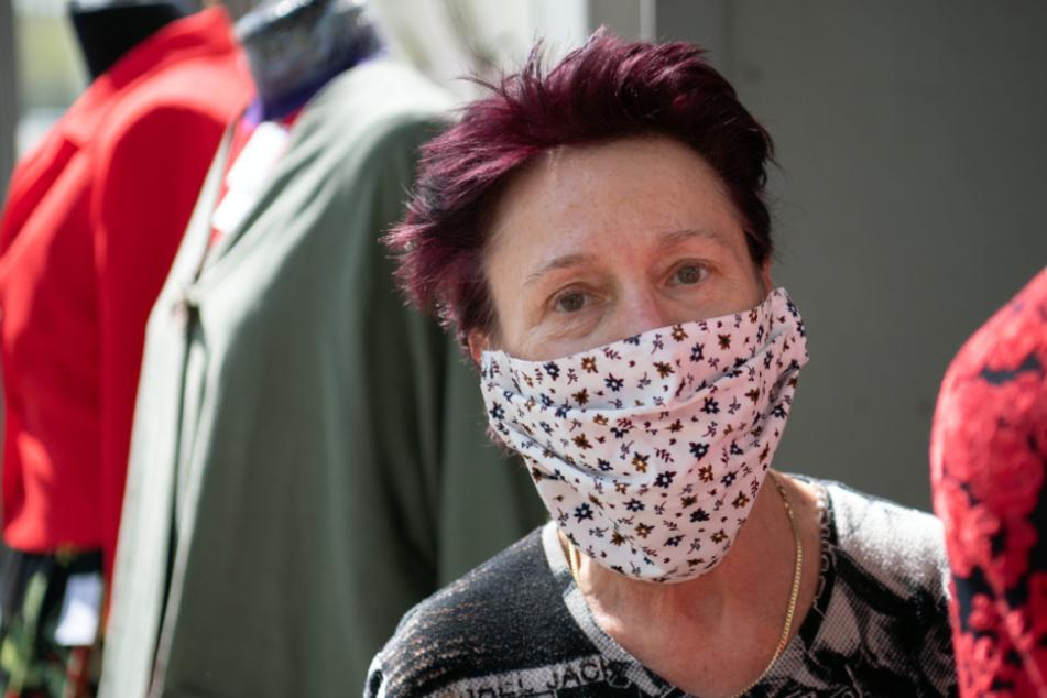Maskenpflicht vielerorts im Einzelhandel. Das gilt auch für Ladeninhaber.