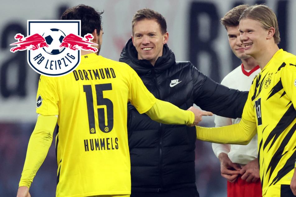 """RB-Leipzig-Coach Nagelsmann beeindruckt vom BVB: """"Offenes und spannendes Pokalfinale"""""""