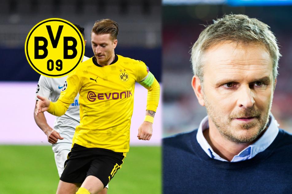 Kritik an Marco Reus berechtigt? BVB-Kapitän auf der Suche nach seiner Form!