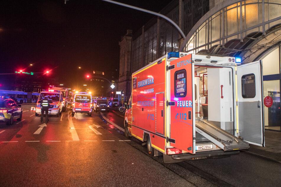 Tödlicher Unfall am Bahnhof Dammtor: Person von S-Bahn erfasst