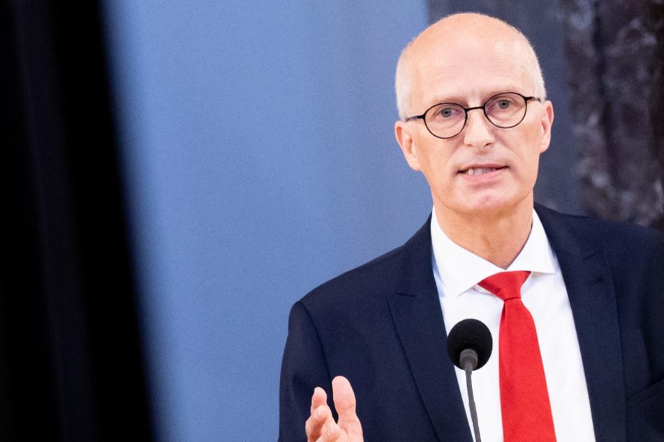 Bürgermeister Peter Tschentscher (54, SPD) kann weitere Corona-Lockerungen verkünden.