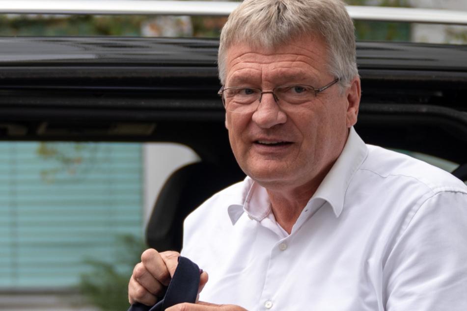 """AfD-Chef Meuthen zum Fall Kalbitz: """"Sind uns unserer Rechtsposition sicher"""""""