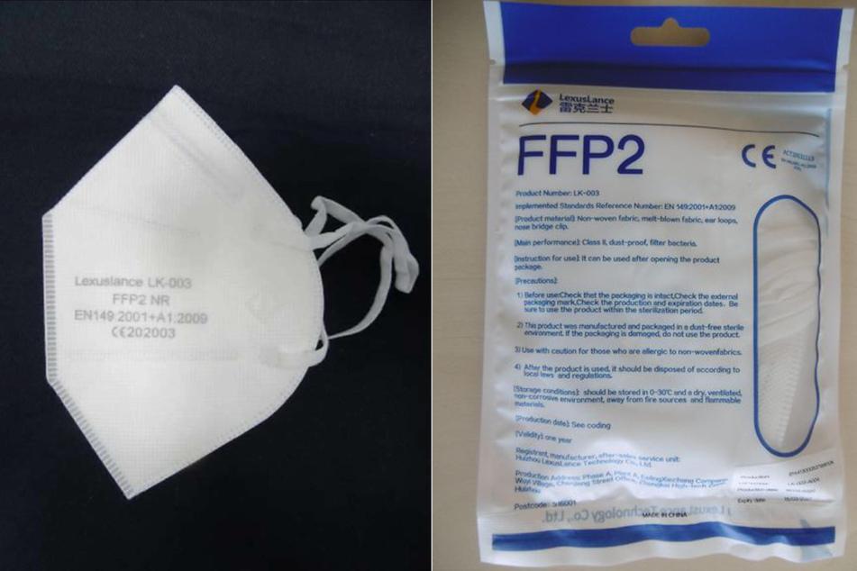 Coronavirus: Gesundheitsbehörde warnt vor diesen FFP2-Schutzmasken!