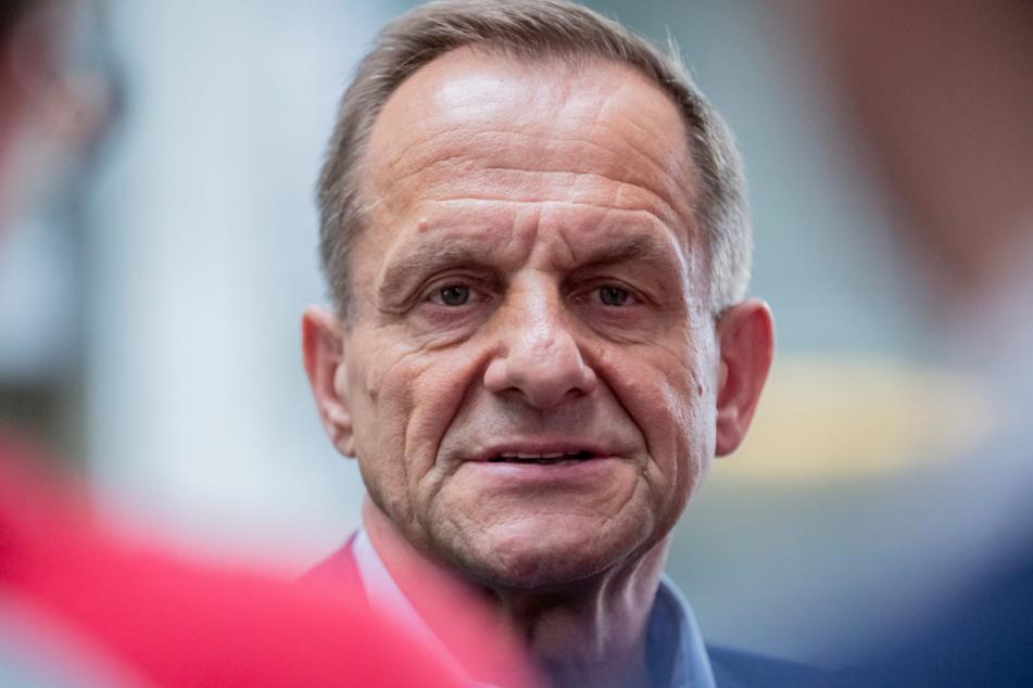 DOSB-Präsident Alfons Hörmann.