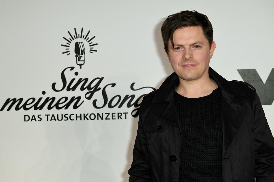 """Der """"Sing meinen Song""""-Star Michael Patrick Kelly (42) spielte Geheimkonzert im Kölner Dom."""