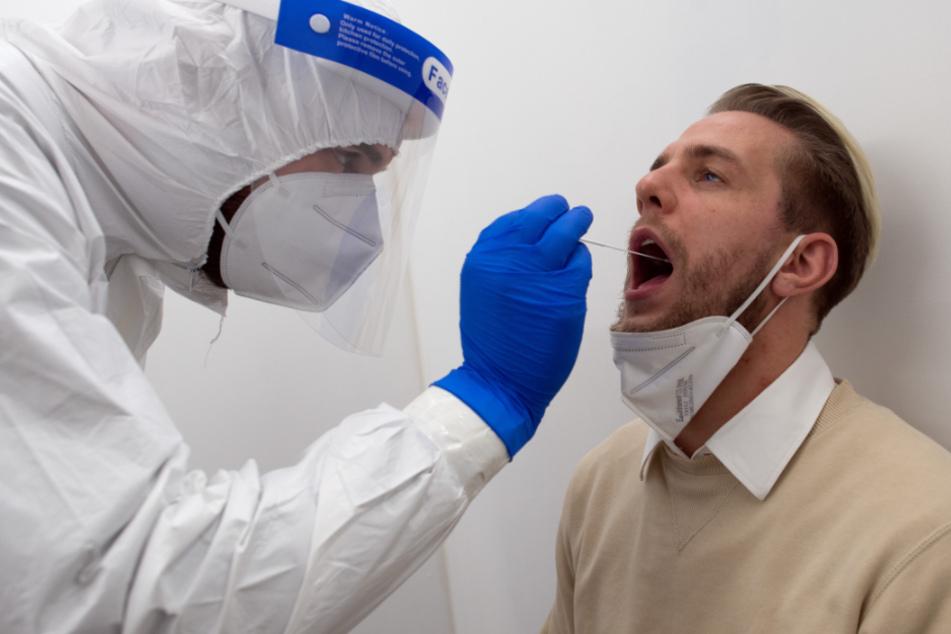 Coronavirus in NRW: Immer mehr NRW-Schnelltest-Zentren