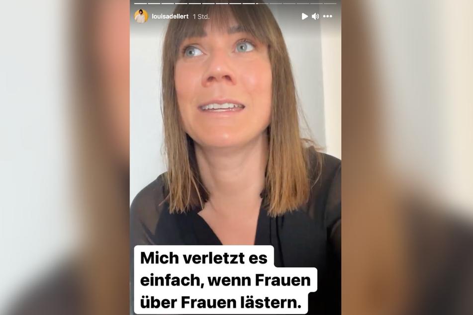 Auf Instagram lässt Louisa Dellert (32) ihren Gefühlen freien Lauf.
