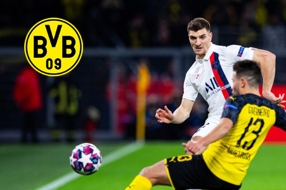 BVB vor ablösefreiem Transferkracher? PSG-Star soll nach Dortmund kommen