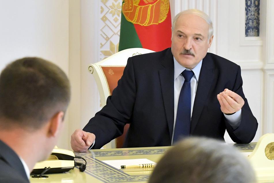 Lukaschenko vor EU-Gipfel unnachgiebig