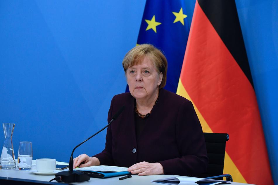 Bundeskanzlerin Angela Merkel (66, CDU) will den bundesweiten Lockdown bis zu den Osterferien verlängern.