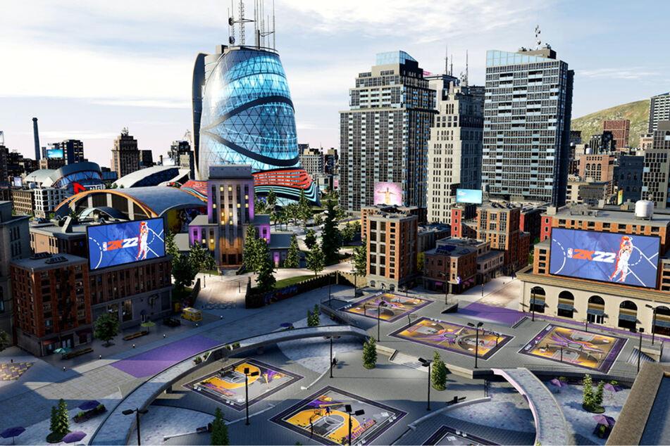 Herzlich Willkommen an Eurem neuen Spielplatz: Die City ist noch größer und dynamischer geworden und wartet darauf, von Euch erkundet zu werden.