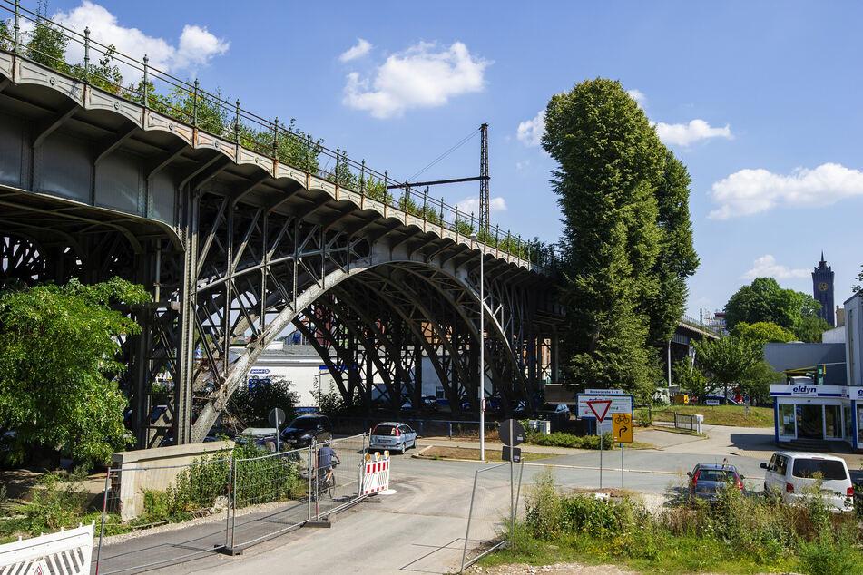 Dank einer Bürgerinitiative wird das Chemnitzer Eisenbahnviadukt nicht abgerissen, sondern saniert.