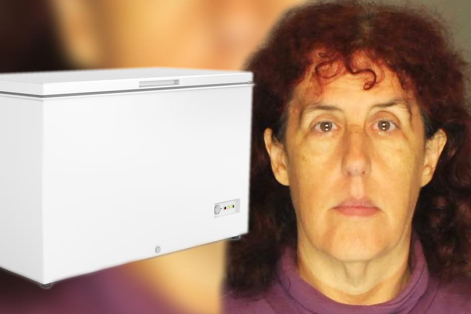 Frau friert tote Oma 15 Jahre lang ein, um ihre Rente zu kassieren