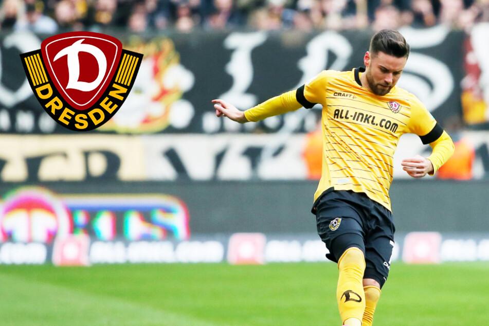 """Dynamo-Kicker Kreuzer hofft nach """"verrückter Zeit"""" auf den Neustart: """"Fragen bleiben trotzdem"""""""
