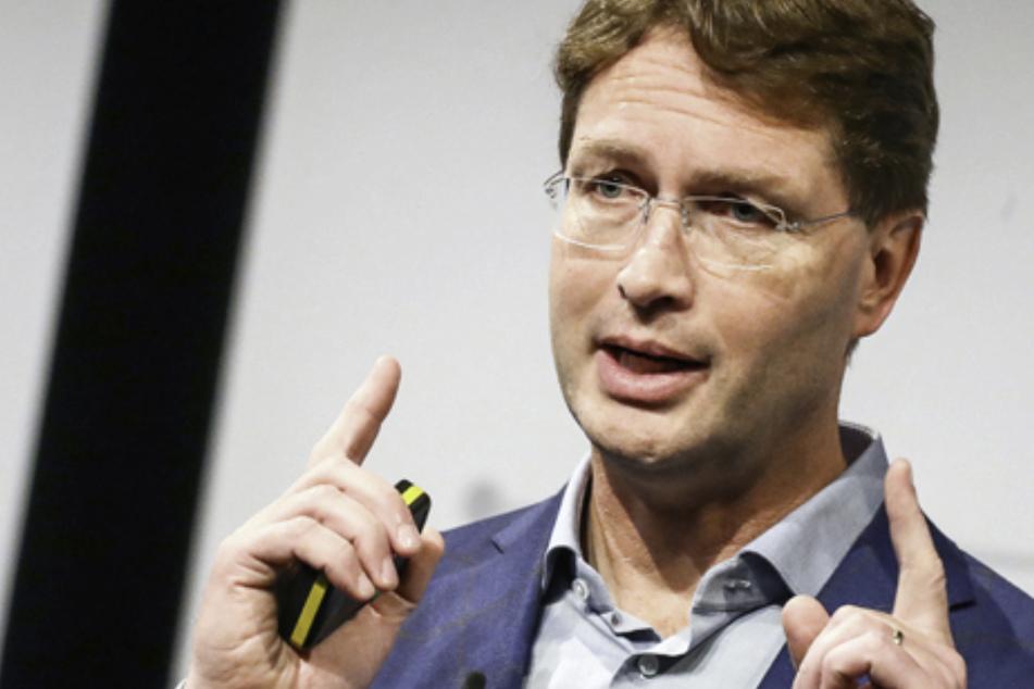 Ola Källenius (52) ist der Chef des Stuttgarter Autobauers Daimler.