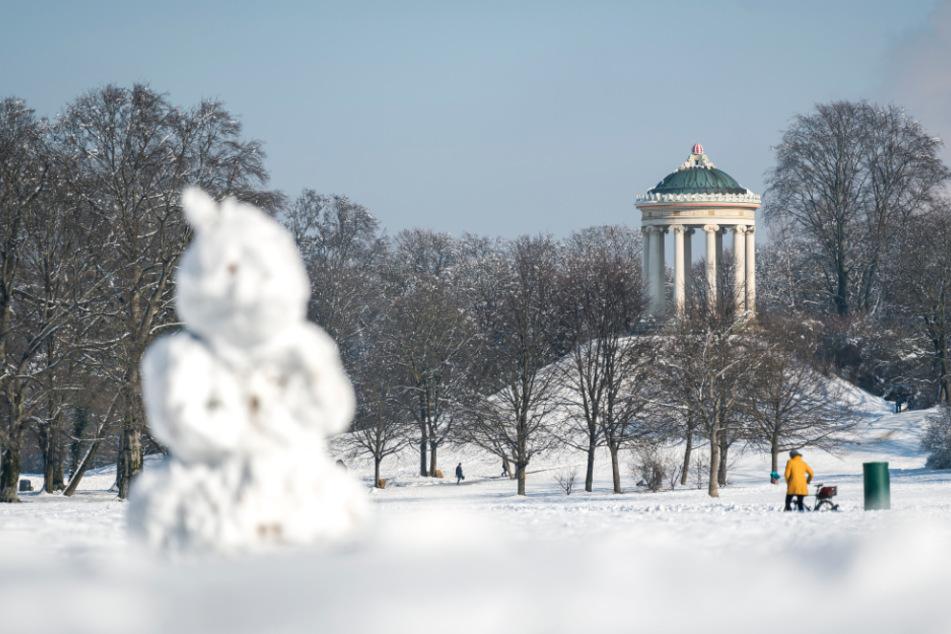 Weiße Weihnachten in Bayern? Hier fällt laut Wetter-Experten Schnee am Familienfest