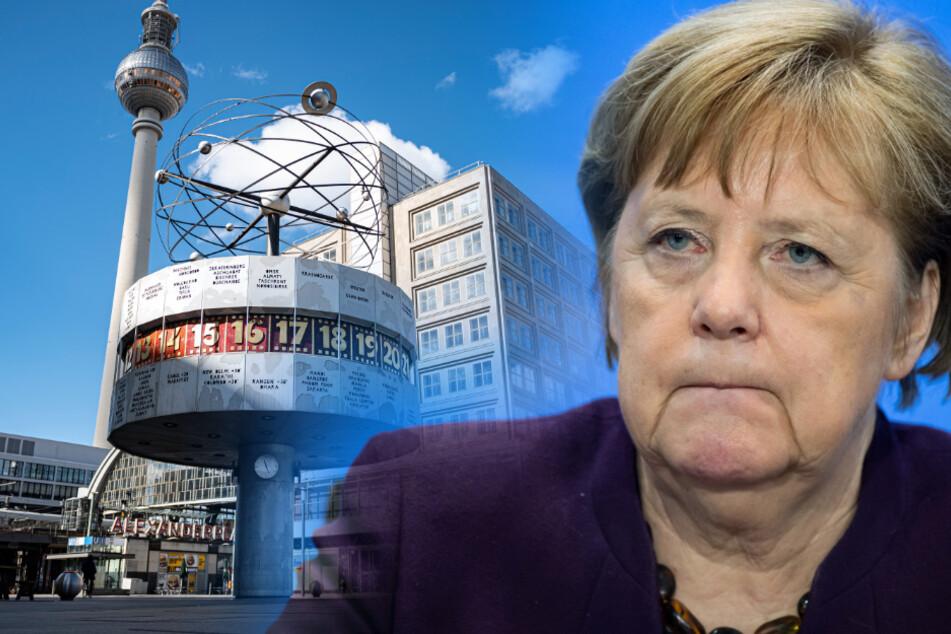 Angela Merkel hat sich bei einer Telefonkonferenz mit den Ministerpräsidenten geeinigt.