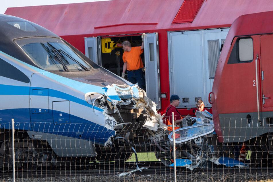 Am Mittwoch kam es wegen des technischen Defekts zu einem Unfall. (Archiv)