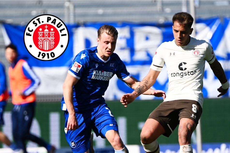 Chancen nicht genutzt! FC St. Pauli kommt beim KSC nicht über Remis hinaus