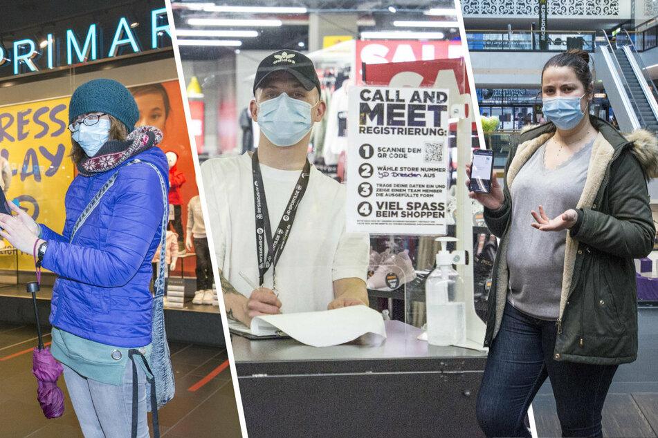 Dresden: Regelwirrwarr und Testpflicht: So läuft Shopping unter Corona-Bedingungen!