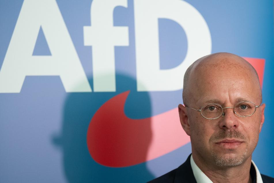 Er hat keine Zukunft mehr in der AfD: Andreas Kalbitz (47).