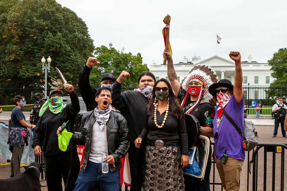 Indigenous rights activists have long demanded an end to the celebration of Columbus Day in the United States.