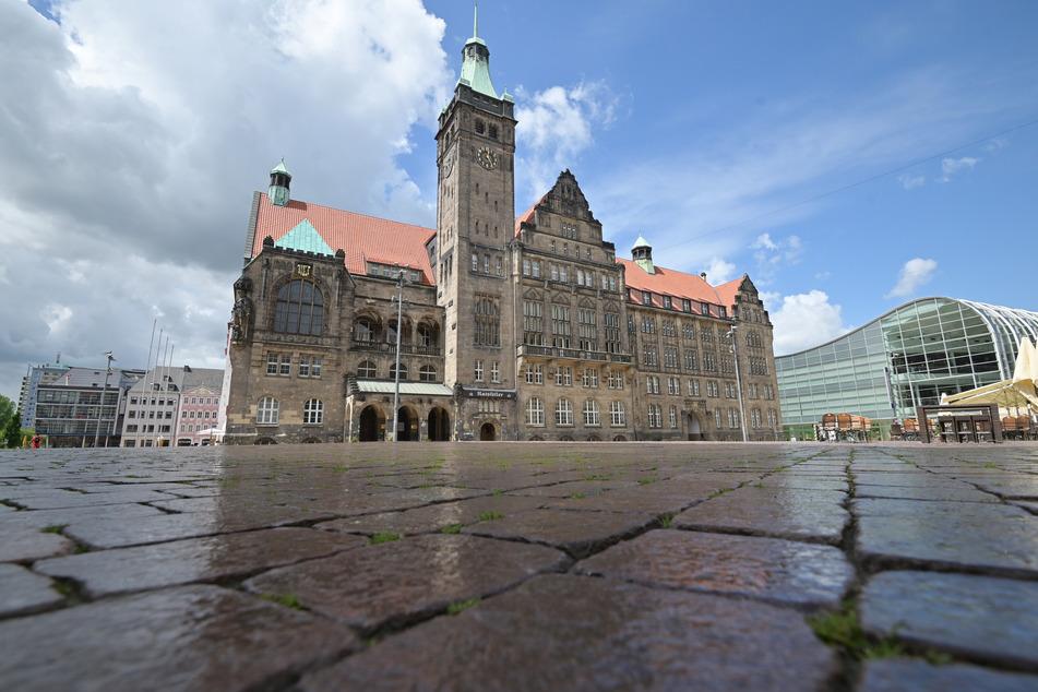 Im Rathaus tagt jetzt wöchentlich der Ältestenrat des Stadtrates, um Corona-Regeln der Verwaltung zu prüfen.