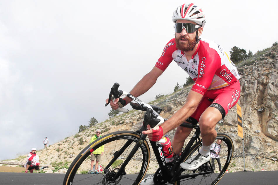 Nach Corona-Schock: Radprofi Simon Geschke darf endlich nach Hause!