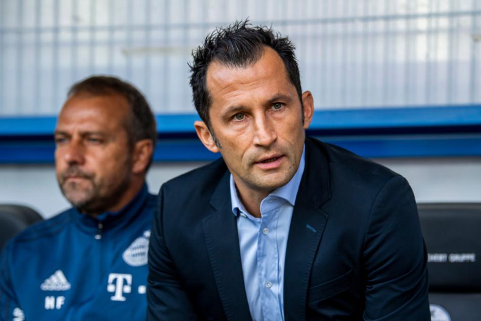Hasan Salihamidzic (44) steht nach dem Flick-Aus in der Kritik. (Archiv)