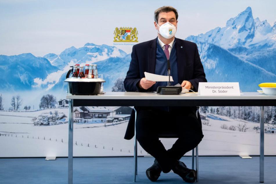 Mutiertes Virus, verschärfter Lockdown, keine Ferien: Das gilt nun in Bayern