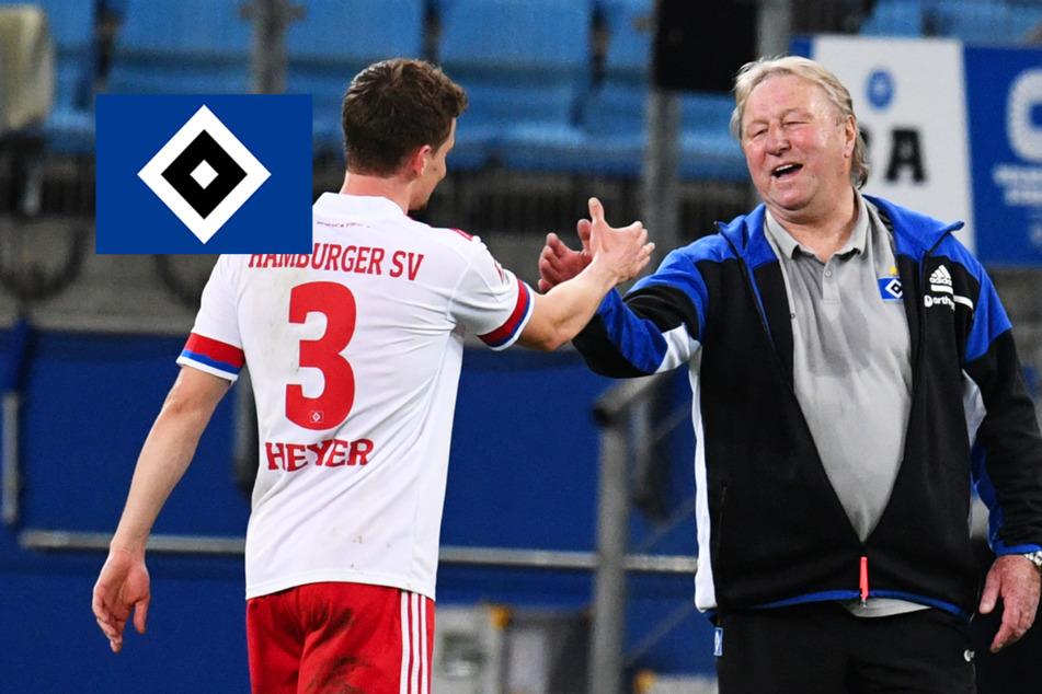 HSV und das wiedergewonnene Selbstvertrauen: der Horst Hrubesch-Effekt