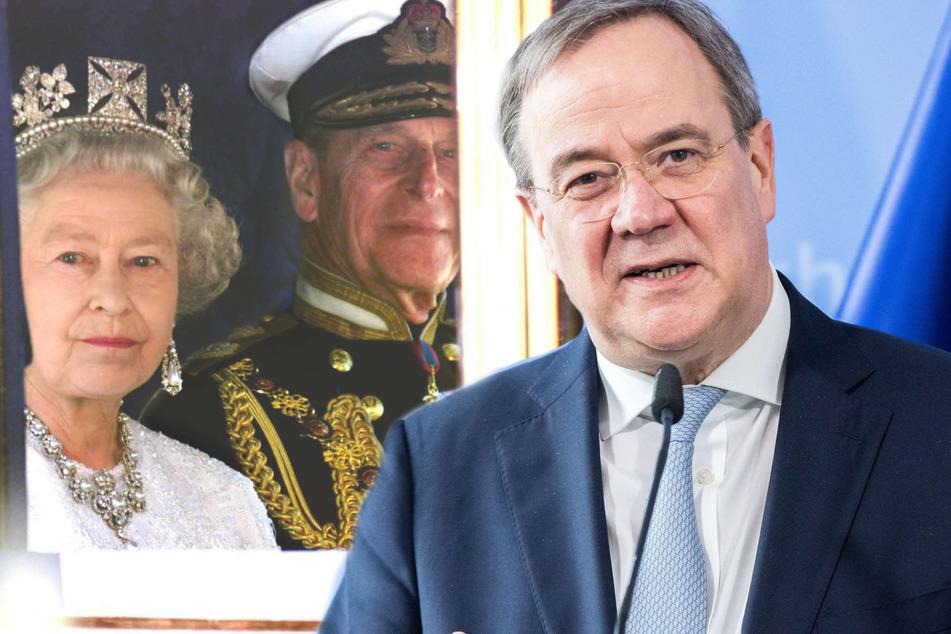 Laschet würdigt verstorbenen Prinz Philip als engen Partner des Landes NRW