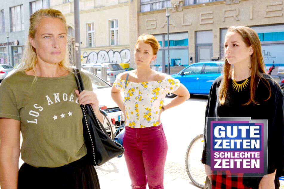 """GZSZ: """"Viele Konflikte kommen hoch"""": Sorgt Tanjas GZSZ-Comeback für Ärger?"""