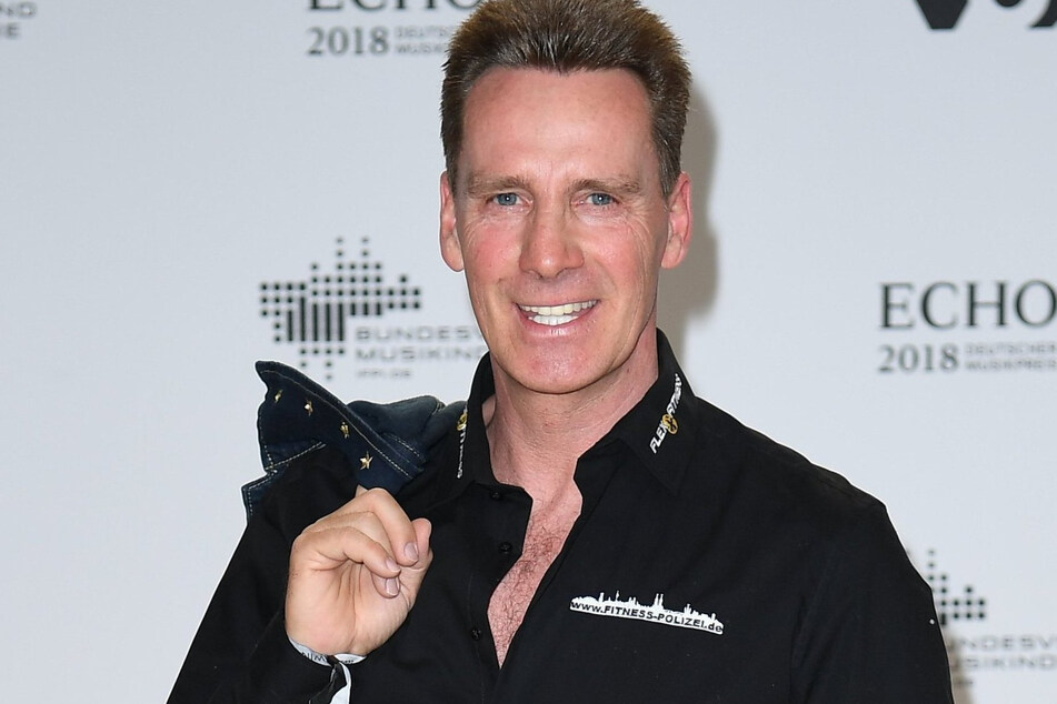 Jürgen Milski verdient sein Geld auch als Partysänger auf Mallorca.